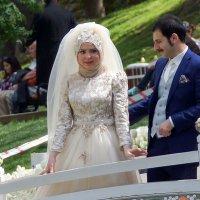 Свадьба в Стамбуле... :: Галина Кучерина