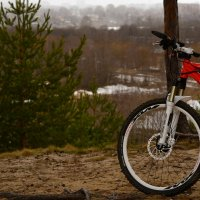 Велопрогулька природа!!! :: סּﮗRuslan HAIBIKE Sevastyanovסּﮗסּ