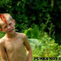 Punks Not Dead :: Maggie Aidan