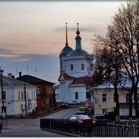 Боровск, город храмов :: Дмитрий Анцыферов