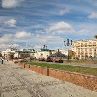 Прогулка по Москве. :: Андрей Ванин