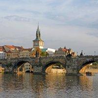 Карлов мост :: Виктор Льготин