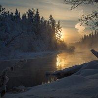 Крещенские морозы :: Михаил Денисов