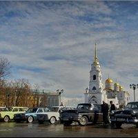 Ретро авто во Владимире! :: Владимир Шошин