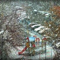апрельский снегопад :: Ирина ***