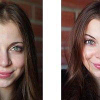 До и после :: Виктория Саенко