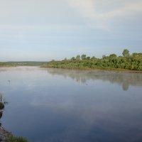 Утро над рекой :: Валентин Котляров