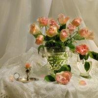 Когда подарок славный от души... :: Валентина Колова