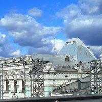Рижский вокзал :: Галина