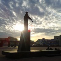 Памятный мемориал :: Александр Казанцев