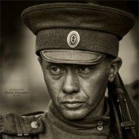 Думы солдата.. :: Виктор Перякин