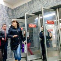 ...статика и динамика подземки (эпизод 5) :: Сергей Андрейчук