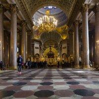 В Казанском кафедральном соборе :: Валентин Яруллин
