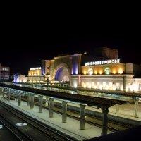 Ночной вокзал... :: Ксения Довгопол