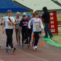Всероссийские соревнования по спортивной ходьбе памяти Германа Скурыгина :: Владимир Максимов