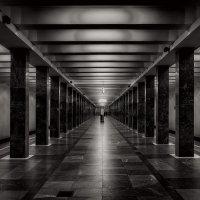 Подземная геометрия :: Алексей Соминский