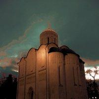 Дмитриевский собор во Владимире. :: Наталья Петрушова