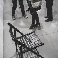 Из жизни стульев :: Людмила Синицына