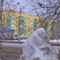 наконец-то весна))) :: Лариса Красноперова