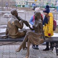 Ноябрьск.год культуры. :: Лариса Красноперова