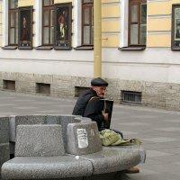 На улицах города :: Татьяна Осипова(Deni2048)
