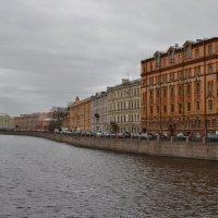 Река Мойка :: Юрий Тихонов