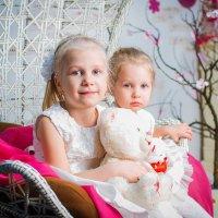 две сестры :: Ольга Сократова