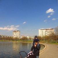 Отцовство - самое мужское дело :: Андрей Лукьянов