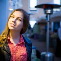 Портрет Натальи :: Mitya Galiano