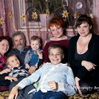 Семья :: Sergey Koltsov