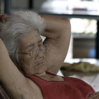 Тайская бабушка :: Евгений Печенин