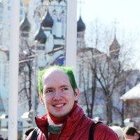 зеленый :: Олег К.