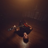 На гитаре :: Dima Pavlov