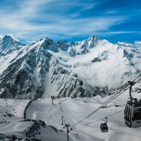 Кавказский хребет :: vadim