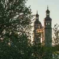 Мост на закате :: Игорь Вишняков