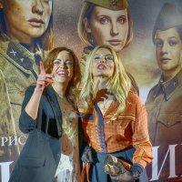 Актриса Ольга Зайцева и актриса Анна Чурина :: Евгений Кривошеев