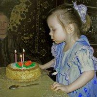 День рождения :: Валентин Кузьмин