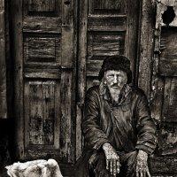 Вечер в деревне :: Владимир Дядьков