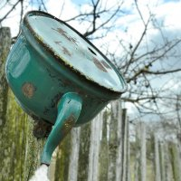 Первый чайник на деревне. :: игорь конопченко