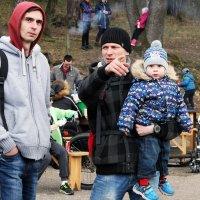 """""""Пап, да не туда!!!"""" :: Дмитрий Иншин"""