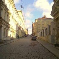 Старые улочки..... :: Валентина Жукова