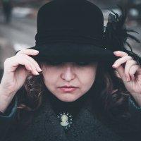 Все дело в шляпе :: Марина Морозова