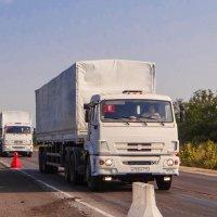 Гуманитарный конвой №1 :: Андрей Воробьев