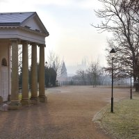Летний дворец Кинских в Праге :: Денис Кораблёв