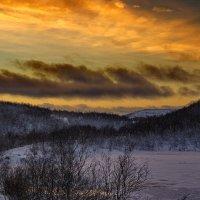 Скоро, совсем скоро наступит Полярная ночь. :: kolin marsh