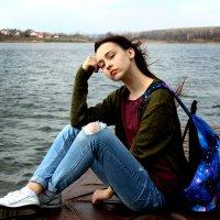 Ветренная :: Ангелина Рейх