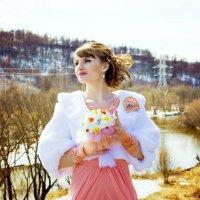 Свадьба Эдуарда и Ольги :: Наталья Мерзликина