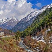 Дорога на Эльбрус :: Аnatoly Gaponenko
