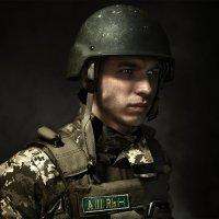 Солдат UA :: Александр Хмелевский