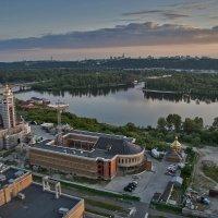Вечер над Днепром.... :: Носов Юрий